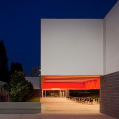 Dezeen » Blog Archive » Garcia D'Orta Secondary School by Bak Gordon