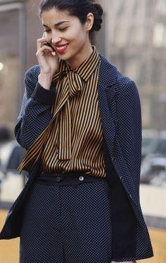 The Sartorialist #fashion #style #girl #beauty