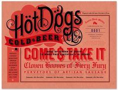 Vintage Me Oh My #design #graphic #vintage #typography