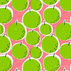 AmyWalters_SummerFruitsBerries_01 #fruit #pattern