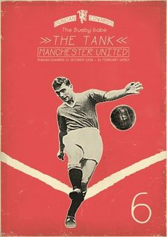 FFFFOUND! | Sucker for Soccer on the Behance Network #red #ball #photocopy #soccer #number #man