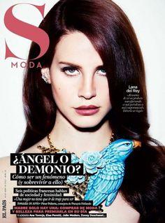 Lana del Rey by Simon Emmett » Creative Photography Blog #fashion #photography #inspiration