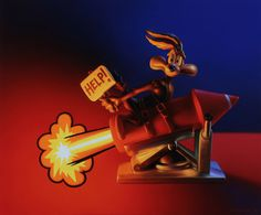 Whimsical Paintings of Disney and Looney Tunes by Jason Walker
