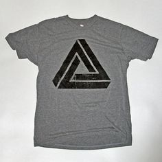 █ Max Kaplun #op #triangle #art #shirt
