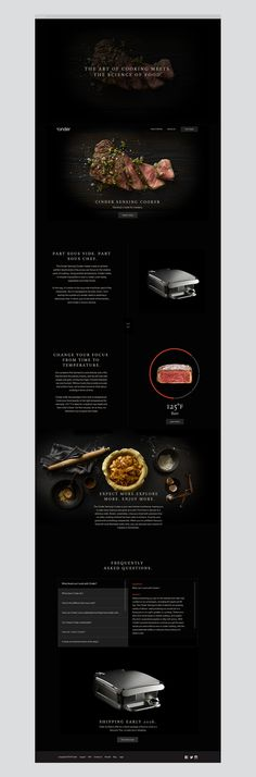 Cinder by Character #website #site
