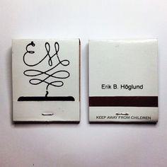 EH matchbooks