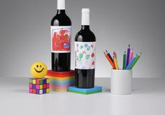 Wine label Masroig Vi Solidari Atipus 1 #packaging