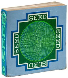 Seed Price Estimate: $300 $500 #geometry #60s #book #cover #vintage