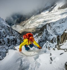 Mountain Photography by Alexandre Buisse