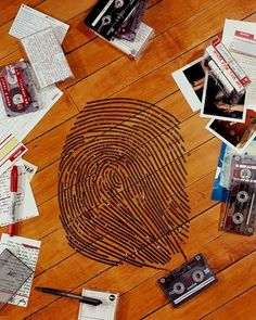 today and tomorrow #fingerprints