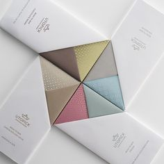 Origami Chocolate