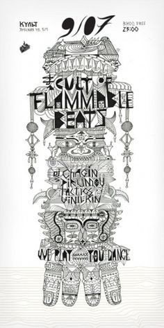 Posters on Typography Served