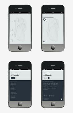 Woifi Ortner — Graphic Designer, Linz/Austria: Foto #icon #application #interface #app #reimmund #german