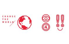 TEDx_elements #font #circle #red #alonglongtime #icon #graphic #type