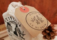 Tivoli on Behance #branding #craft #vintage #made #hand
