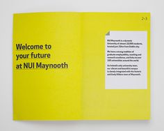NUI Maynooth #intro