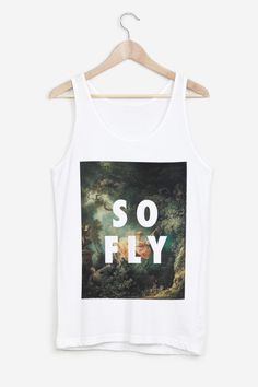 So Fly http://www.rad.co/us/brands/fly-art #shirt #painting #art #tee #rap