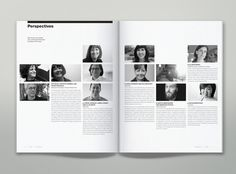 Steelcase 360 Magazine Infographics on Behance #editorial