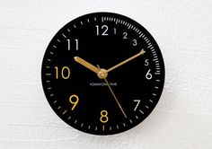 Design;Defined | www.designdefined.co.uk #clock #time