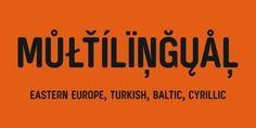 Targo 4F Desktop font « MyFonts #typography