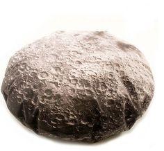 swissmiss   Moon Floor Cushion #design #moon