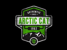 Arcticcat badge