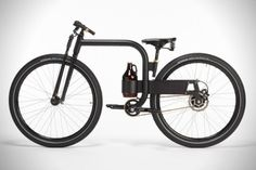 joey ruiter #bicycle #beer #black #growler