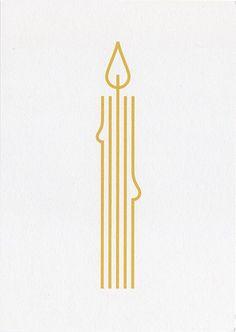 Europa #candle #illustration