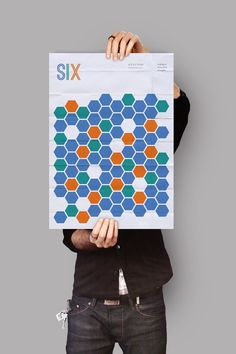 SIX poster #event #poster #theatre