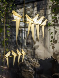 #birds #lighting #origami