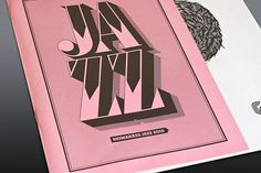 JAZZ JOURNAL 2010 on the Behance Network