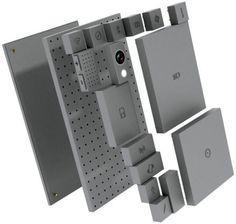 Phonebloks Lego Smartphone #industrial #design #technology