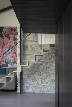 The Hidden-In-Plain-Sight House / BAZARQ architettura + MEOW architettura