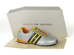 FAC51-Y3 #adidas #hacienda #packaging #saville #kelly #yohji #peter #ben #yamamoto