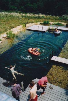 napoleonfour #pool #swim #pond #combo