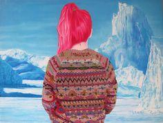 Beautiful Portrait Paintings by Alejandra Abad