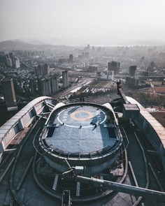 China From Above: Stunning Drone Photography by Yummy Zhu