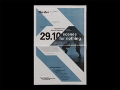 Bureau Collective – Theater St.Gallen 2010/11 #design #graphic #bureau #poster #collective