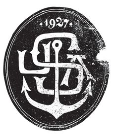 GreyHandGang™ #logo #badge #nautical