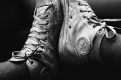 B E N M P A R R Y #chuck #taylors #converse #b&w