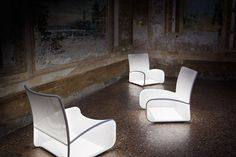 Chmura światła od Natevo | SPEND IT #interior #furniture #light #armchair