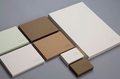 Collate #madden #collate #sinad #identity #stationery