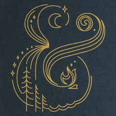 ampersand, typography, illustration