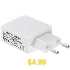 Original #CHUWI #Power #Adapter #100 #- #240V #5.0V #/ #2.0A #Output #- #WHITE