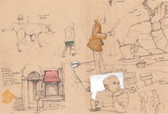 CJWHO ™ (Brussels in shorts by Antonio Segura Donat #amazing #design #illustration #art #drawing