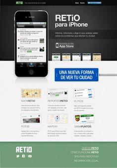 conBdeBolio #app #web #page #landing