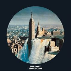 I mentioned Cut Copy a few times & this is one of my favourite album covers in a long time. Perfect execution.
