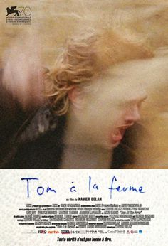 Tom à la ferne, Xavier Dolan, unknown