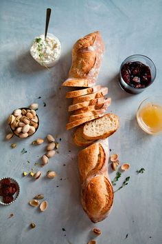 leelacyd_tartine_004 #ricotta #food #figs #bread