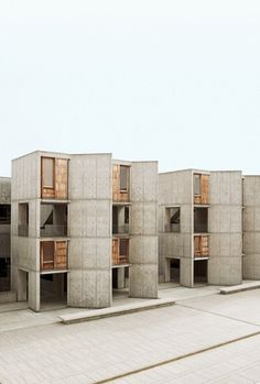 theblog #concrete #kahn #salk #building #architecture #for #louis #studies #institute #biological